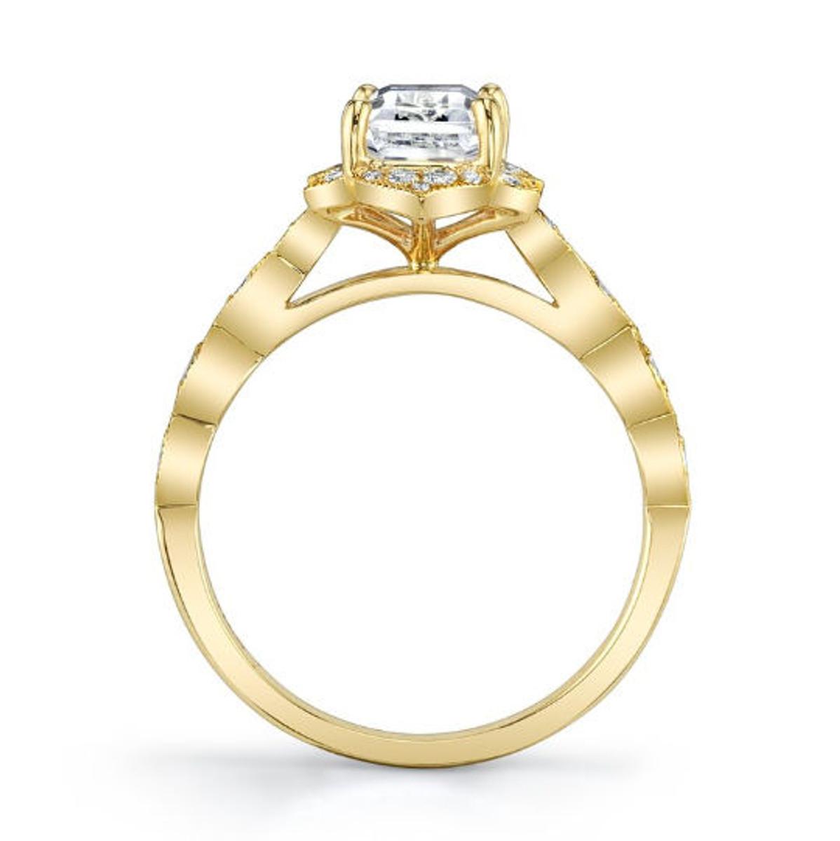 Yellow Gold Vintage Ring
