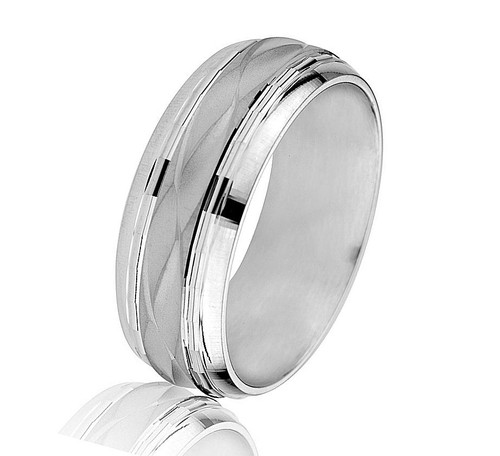 8.0 MM Classic Men's Wedding Band
