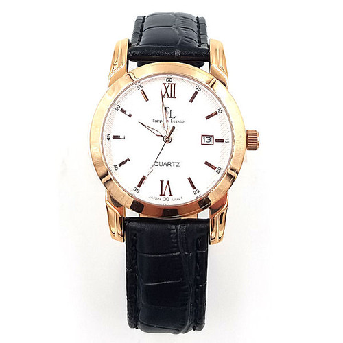 Rose Lugano Watch