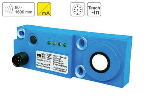 P41 Ultrasonic Sensor P41-160-I-CM12