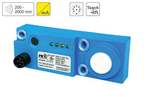 P41 Ultrasonic Sensor P41-200-I-CM12