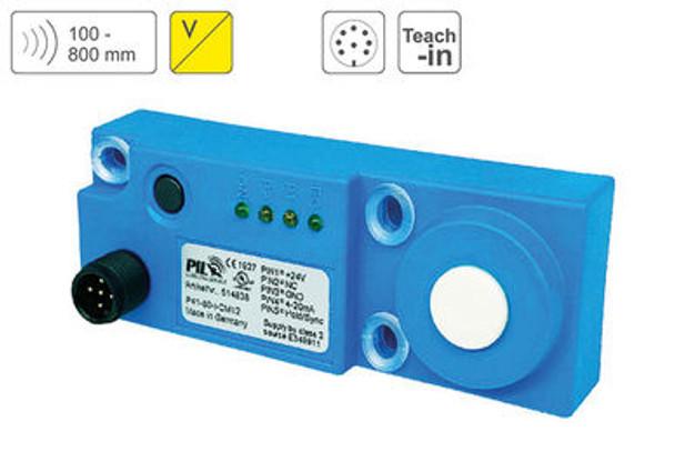 P41 Ultrasonic Sensor P41-80-U-CM12