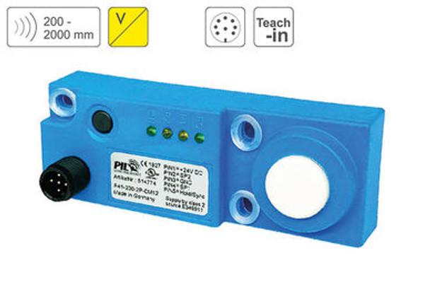 P41 Ultrasonic Sensor P41-200-U-CM12