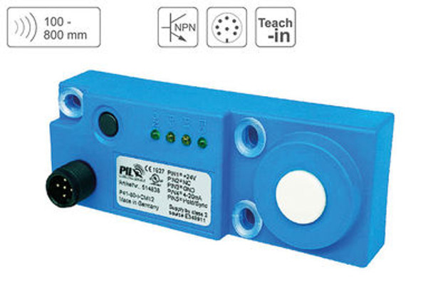 P41 Ultrasonic Sensor P41-80-2N-CM12