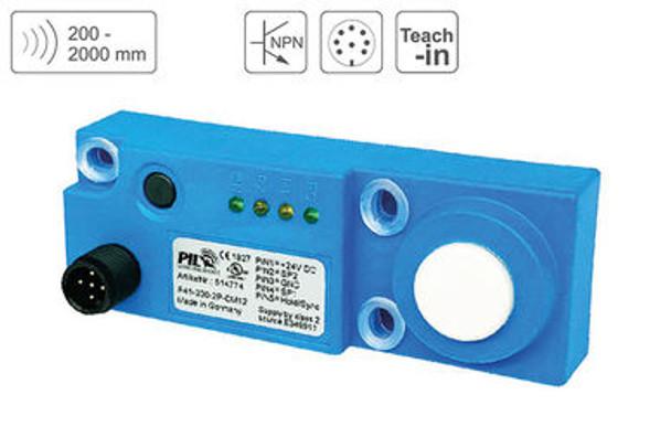P41 Ultrasonic Sensor P41-200-2N-CM12