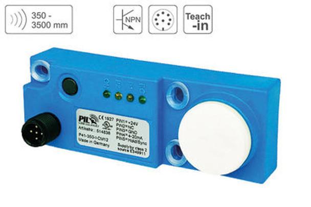 P41 Ultrasonic Sensor P41-350-2N-CM12