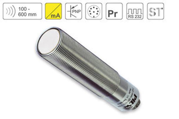 P42 Ultrasonic Sensor P42-60-M30-ST-I2P-RS232-C723
