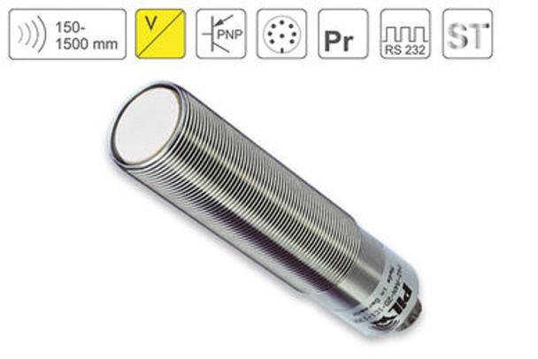 P42 Ultrasonic Sensor P42-150-M30-ST-U2P-RS232-C723