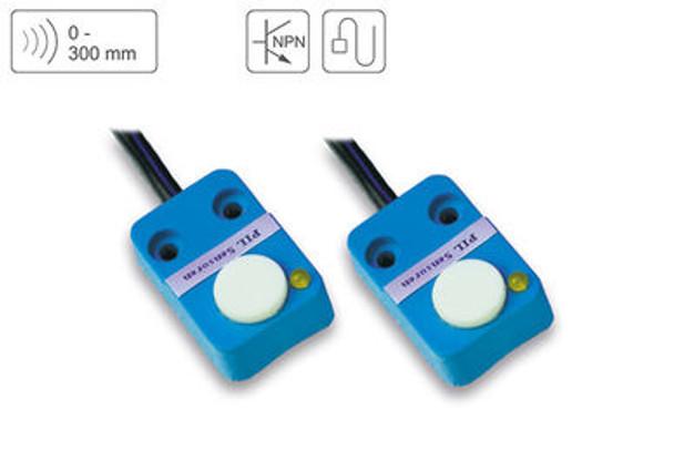 P48 Ultrasonic Barrier Sensor P48-30-R30-NNO-2m-B