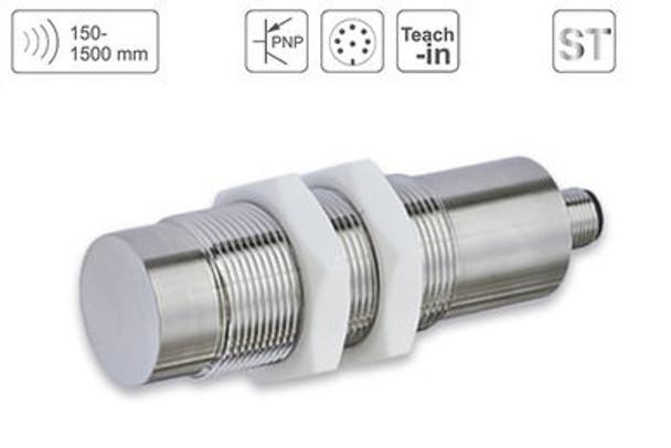 P53 Ultrasonic Sensor P53-150-M30-PNC-CM12