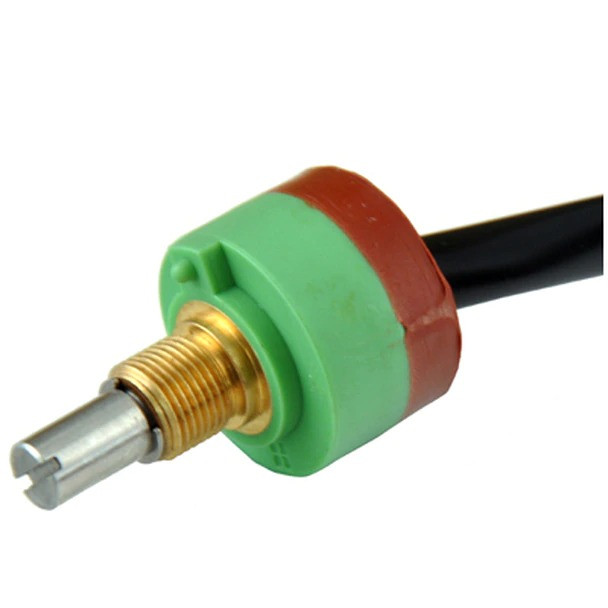R23P / Single Turn Conductive Plastic Potentiometer