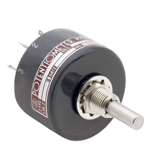 STCOF30/ Single Turn Conductive Plastic Potentiometer - Oil Filled