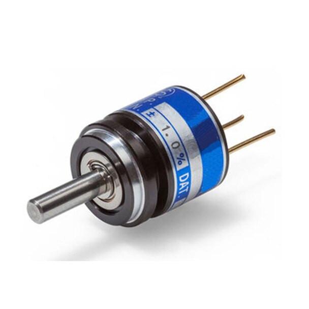 STCS12 / Single Turn Conductive Plastic Potentiometer