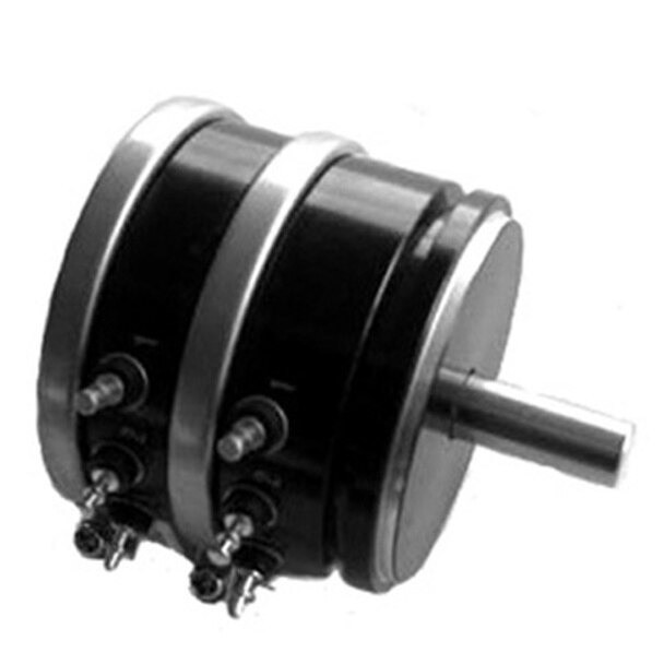STCS40 / Dual Gang Single Turn Conductive Plastic Potentiometer