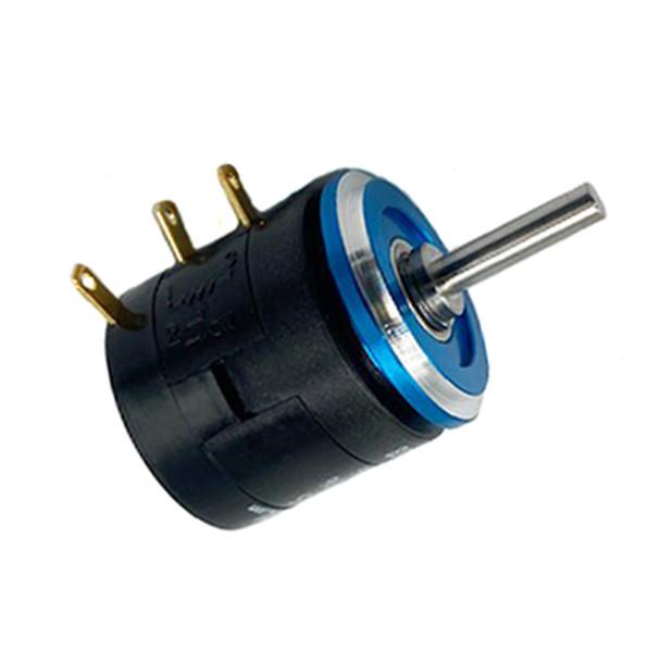 MT22S series / Multi-Turn Precision Wirewound Potentiometer