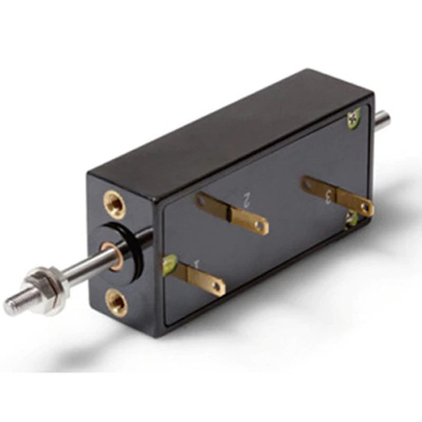 LMC15-10 R5K ±10% L2% Threaded Shaft End Linear Motion Potentiometer | Large Image