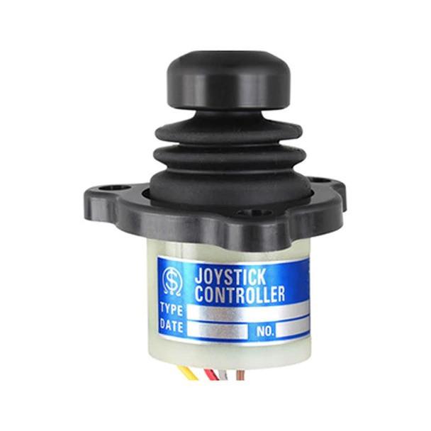 JH25-YO-2S0R2GU Dual Axis Hall Effect Joystick