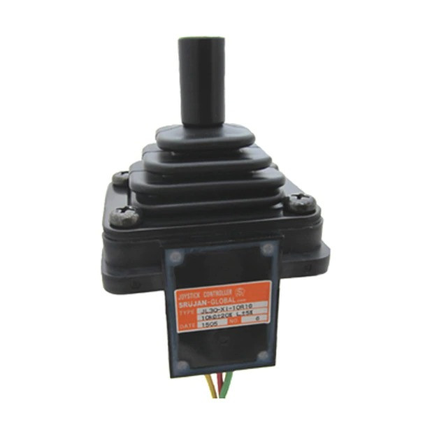 JL30 XI 10R1 G - Straight Shaped Handle Potentiometer Joystick