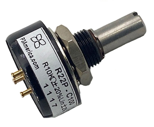 R22P Series Conductive Plastic Potentiometer