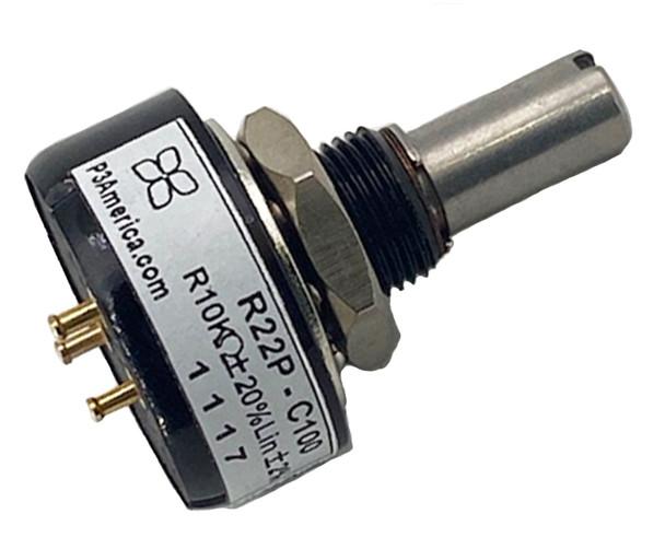 R22P Series Conductive Plastic Potentiometer