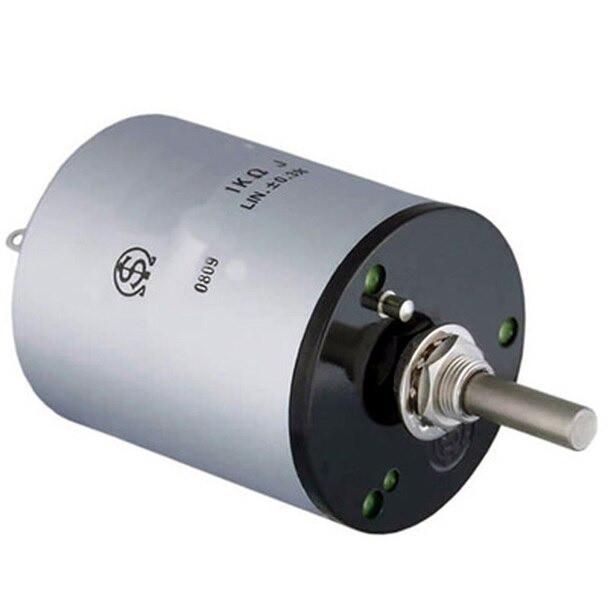 MT46 / Wire-Wound Multi-Turn Potentiometer