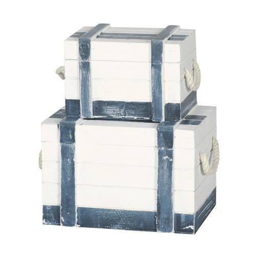 NAUTICAL BOX - SET OF 2 57