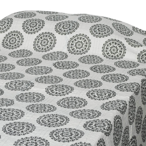 BED THROW  SINGLE PRINT GUDARI 150X220CM
