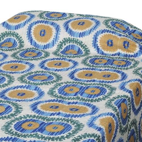 BED THROW  ALLOVER PRINT GUDARI 150X220CM