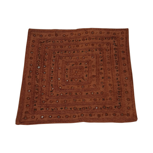 RUST CUSHION COVERS 54