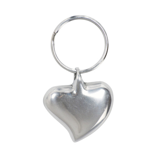 KEY RING - HEART 02
