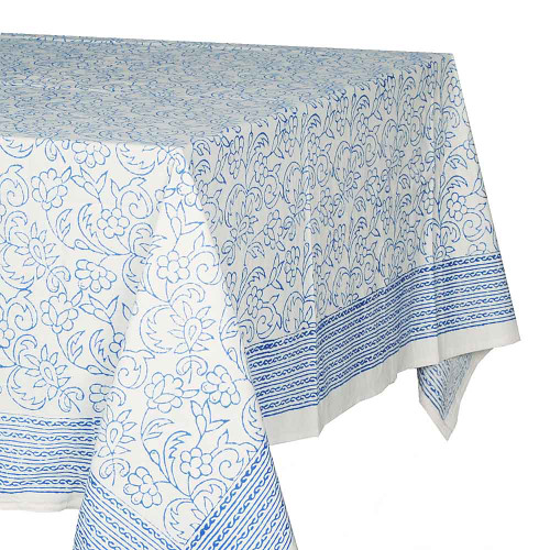 TABLECLOTH 150 X 220CM   01 ( 6 - 8 SEATER)