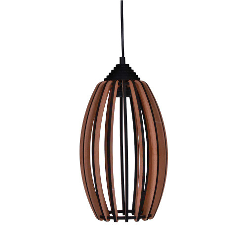 NATURAL OVAL LAMP - 12 X 57 X 36