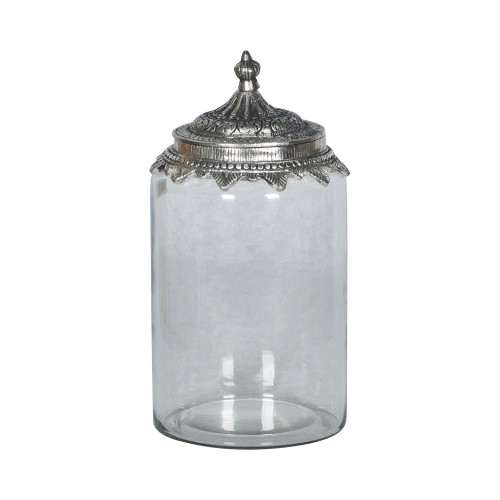 JAR WITH METAL LID 3
