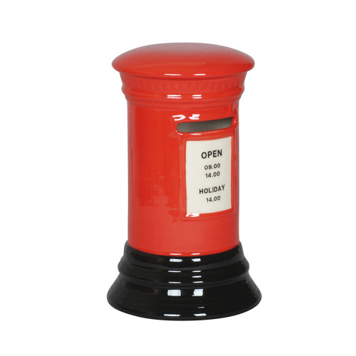 MONEY BOX - POST BOX 45