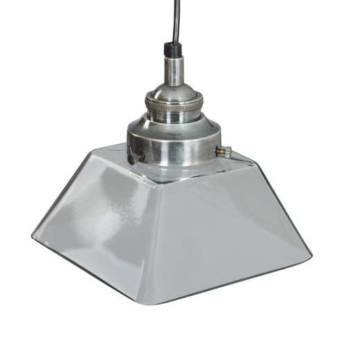 HANGING LAMP - CLEAR GLASS (E27) 19