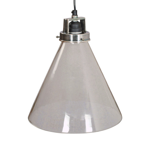 HANGING LAMP - CLEAR GLASS (E27) 21