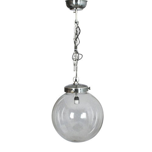 HANGING LAMP - CLEAR GLASS (E27) 74