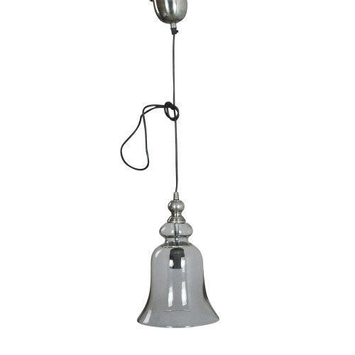 HANGING LAMP -  CLEAR GLASS 85