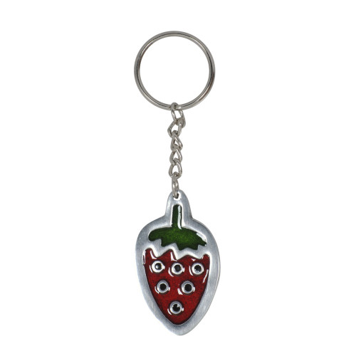 KEY RING STRAWBERRY 90