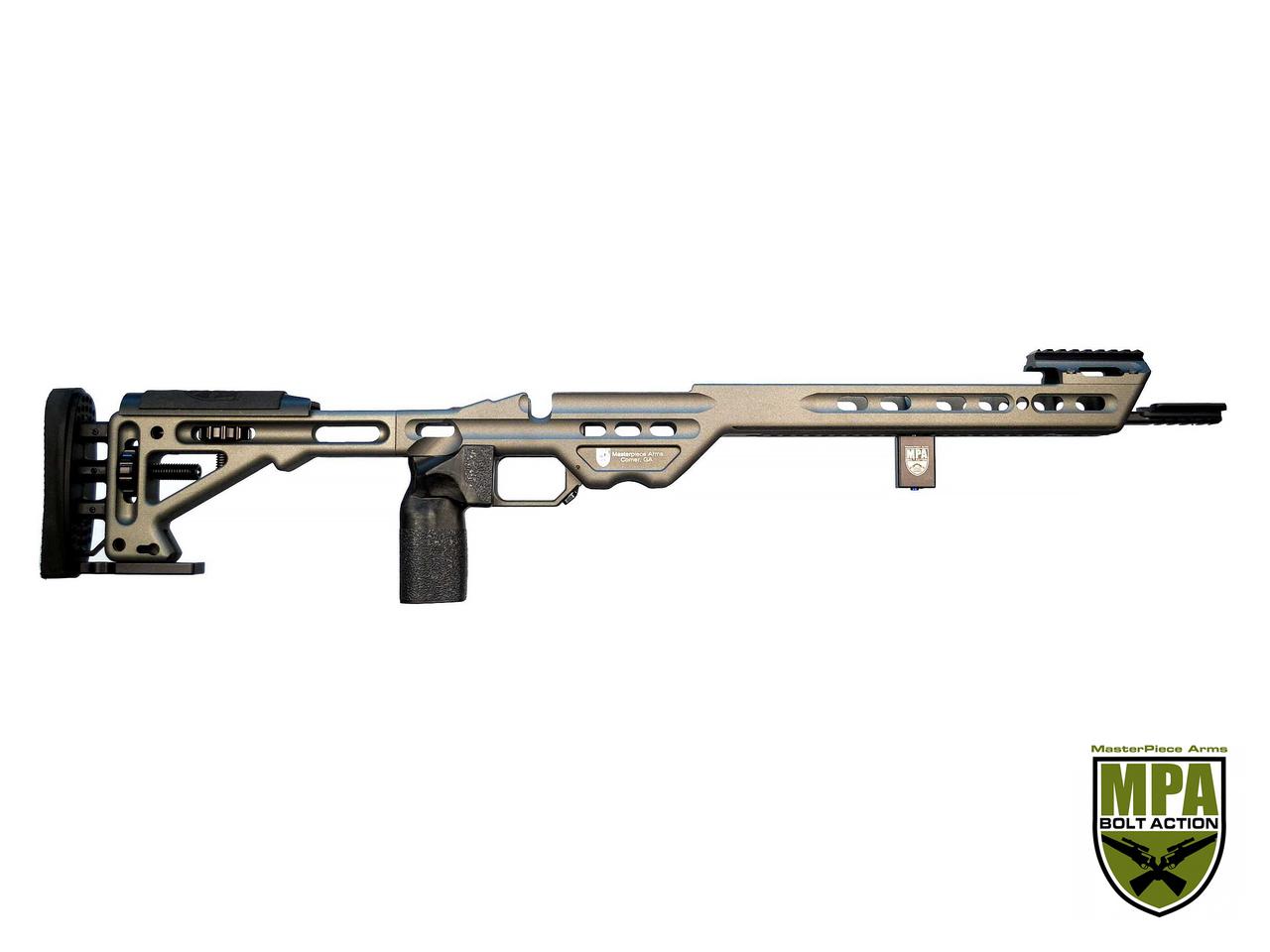 Remington Rebate Access >> Masterpiece Arms Ba Comp Chassis Remington 700 Short Action