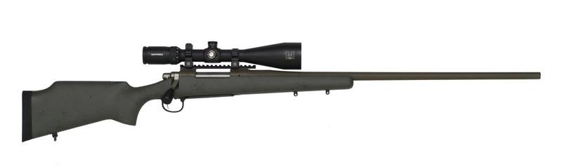 Grayboe Terrain Fiberglass Stock - Remington 700 BDL