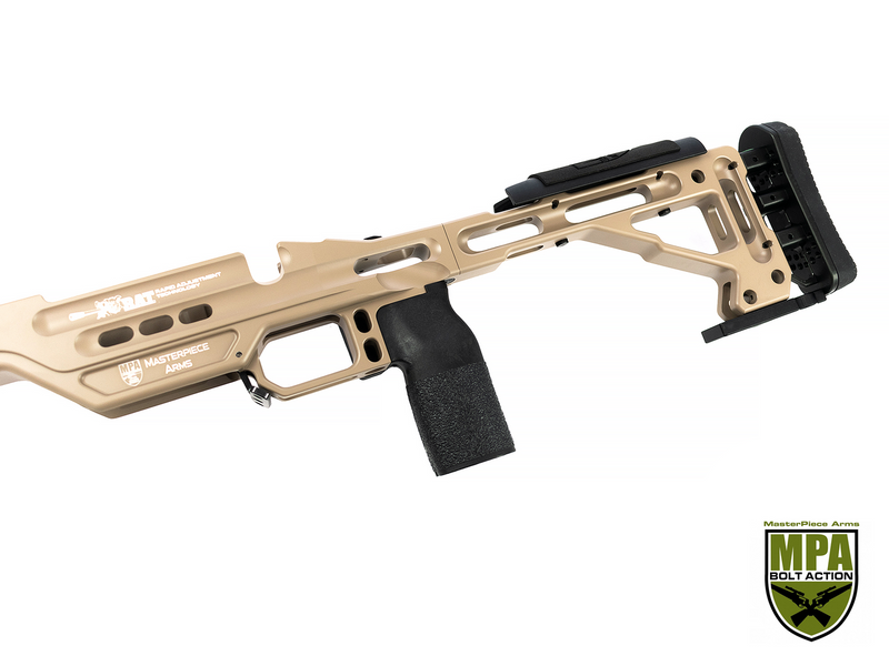 Masterpiece Arms BA Hybrid Chassis - Remington 700 Short Action