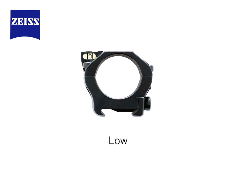 Zeiss Ultralight Scope Rings with Level