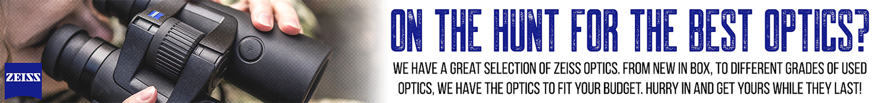 Zeiss Optics Sale