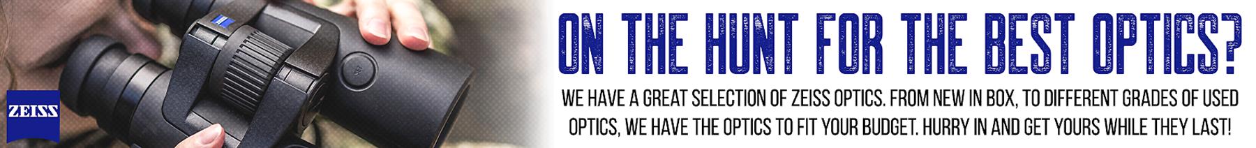 Zeiss Optics Sale