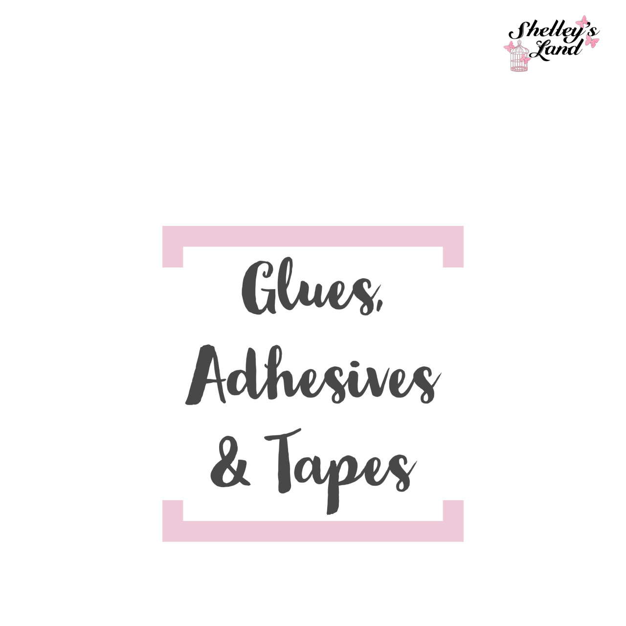 Glues Adhesives & Tapes