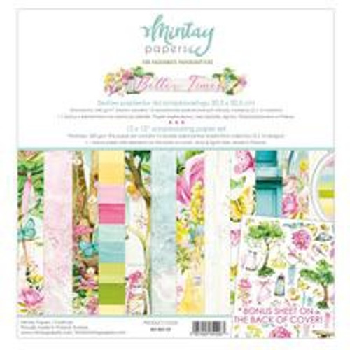 Mintay - Better Times - 12 x 12 Collection Pack