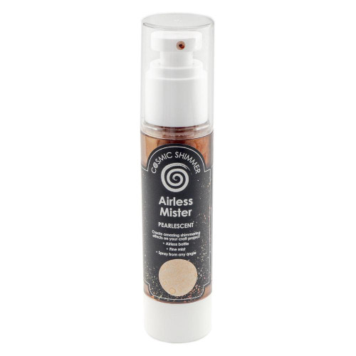 Creative Expressions Pearlescent Airless Mister 50ml