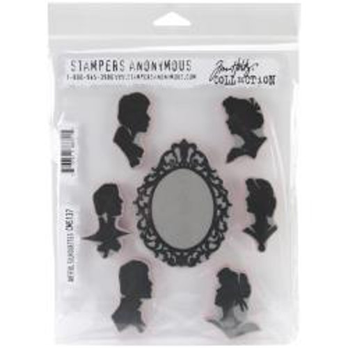 Tim Holtz Stampers Anonymous - Artful Silhouettes