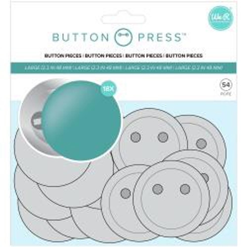 We R Memory Keepers - Button Press Refill - Large